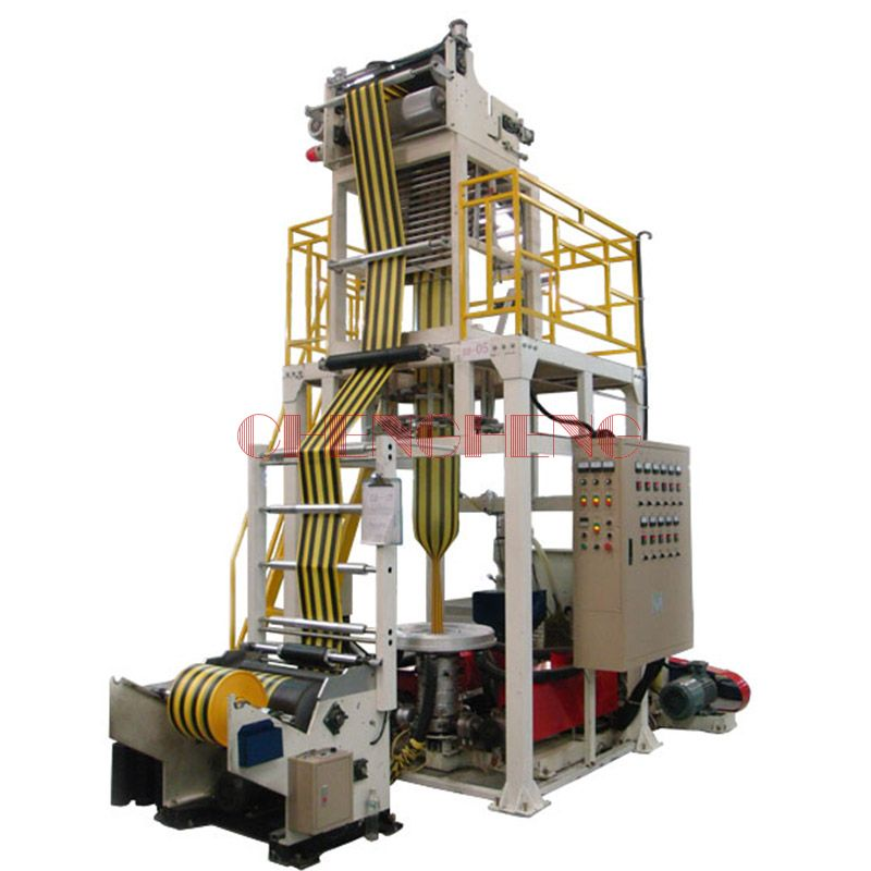 CHSJ-TCseries Two Colors Film Blowing Machine