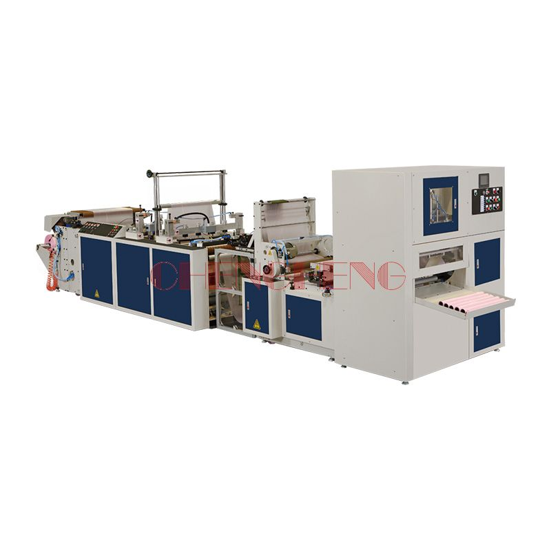 CH-SCR-1 Single Line Automatic Rolling Bag Making Machine(With Core)