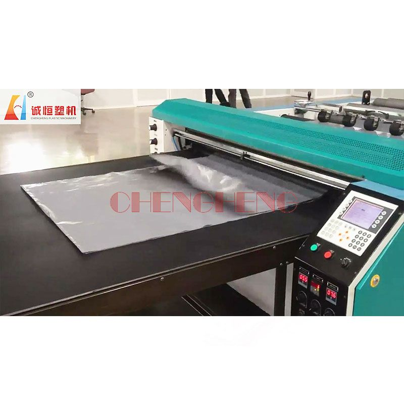 CH-FC fly-cutter bottom sealing bag making