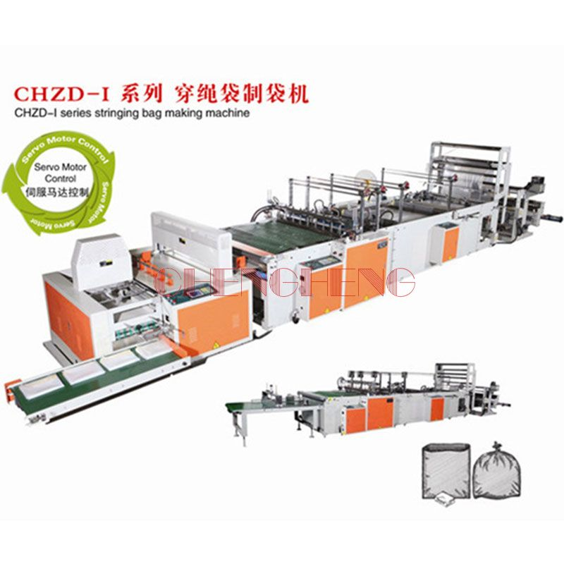 CH-RD DRAWING VEGETABLE ROLLING BAG MAKING MACHINE