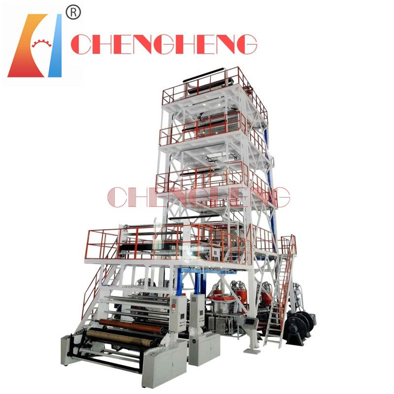 CHSJ-ML-5  5 Layers Film Blowing Machine