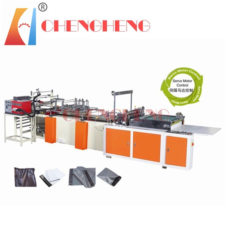 CH-SSC Courier Bag Making Machine