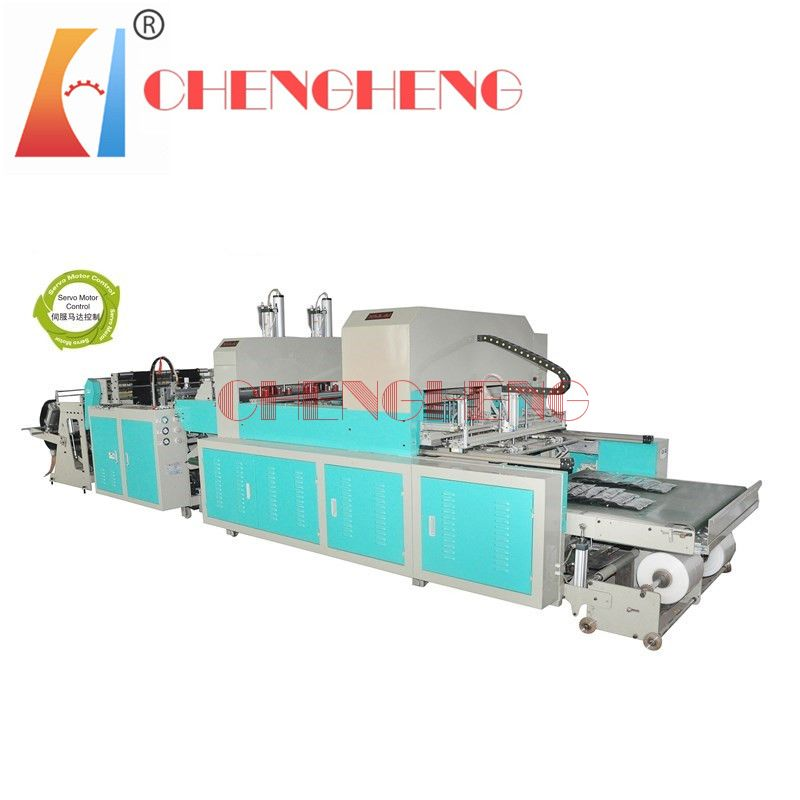 CH-ST-PK 2 full automatic bag making and packing machine