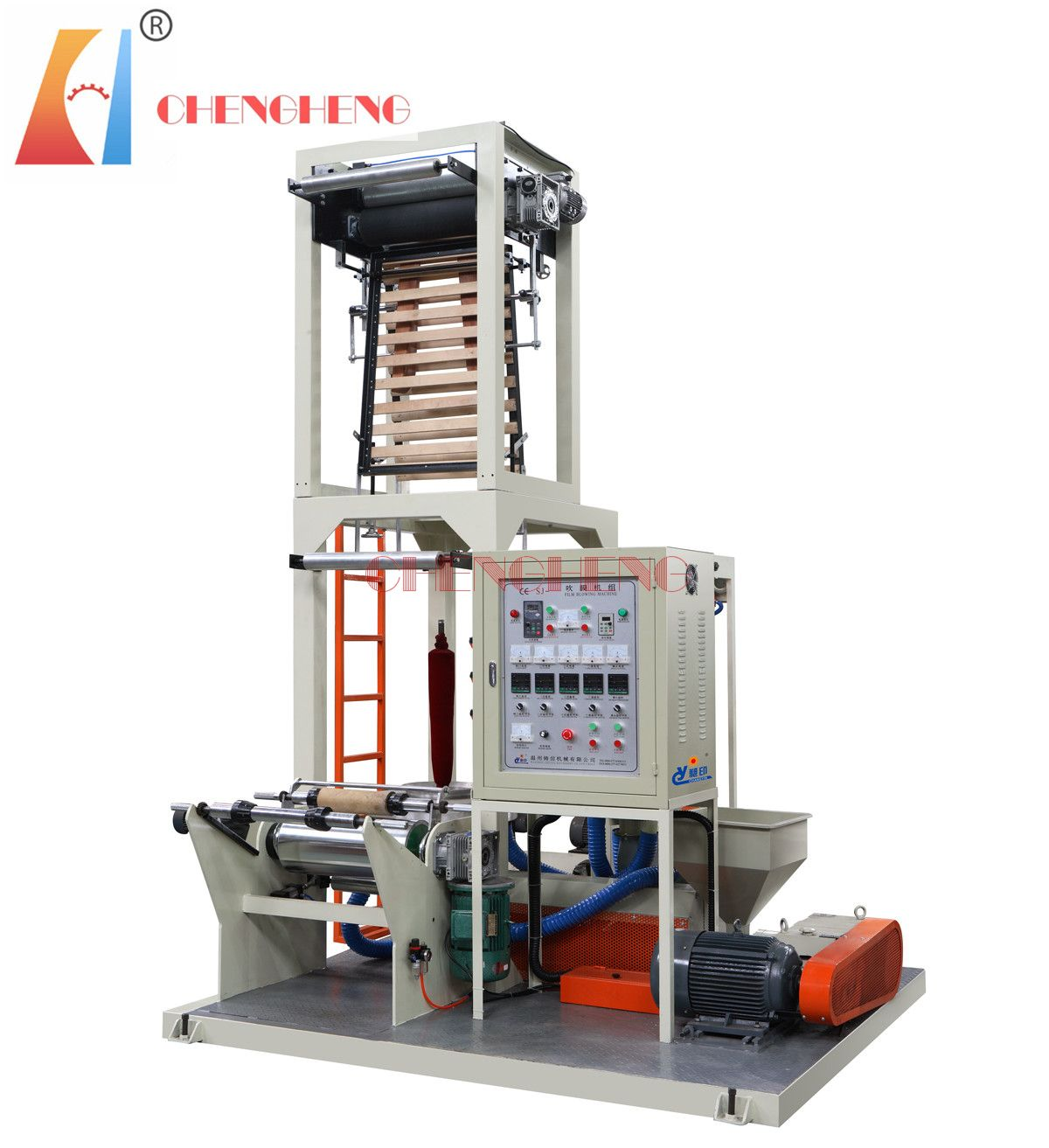 CHSJ-ME Series Economic Mini Film Blowing Machine