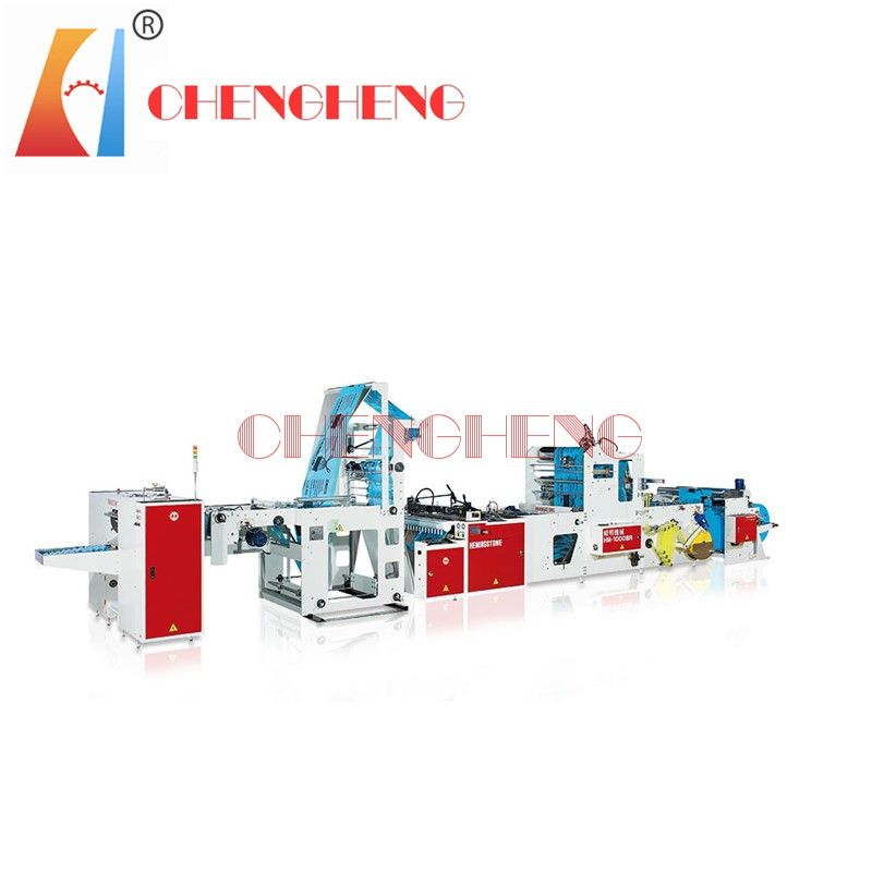 CH-RD DRAWING ROLLING BAG MAKING MACHINE